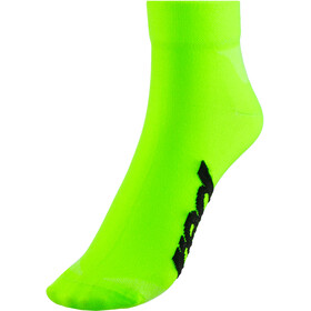 Red Cycling Products Race Socks, neon green